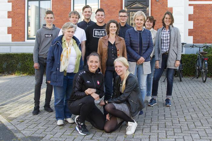 Organisatie 'OVER en UITgeest' in volle gang