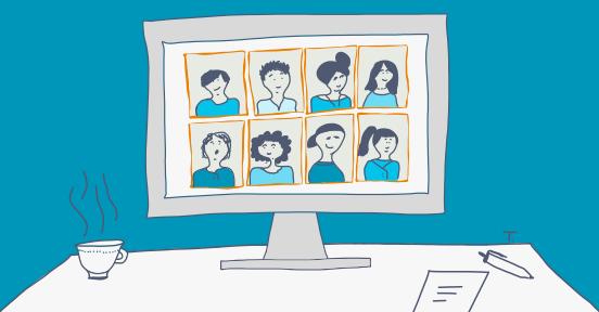 Online workshop 'Effectief Digitaal Vergaderen'